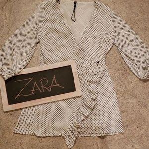 Zara Ruffled Romper